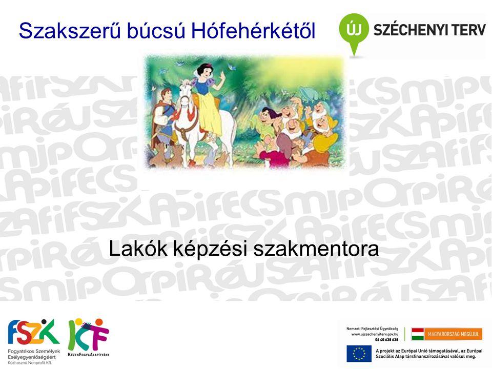 """A kézikönyvet készítették az FSZK és Kézengova Alapítvány által a TÁMOP 5.4.5-11/1-2012-0001 azonosítószámú, """"A fizikai és info-kommunikációs akadálymentesítés szakmai hátterének kialakítása című kiemelt projekt keretében megvalósuló """"Intézményi Férőhely Kiváltást Támogató (IFKT) mentor képzése keretében a lakók képzési szakmentorai Balogh Gabriella, Bíró Anikó, Demeter Gáborné, Dezső József, Dunai Jánosné, Farkas Edit, Farkasné Gönczi Rita, Frankel Erika Mária, Kardos Judit, Kiss Andrea, Lajos Krisztina, Pásztor Márta, Schenk Lászlóné, Sebestyén Krisztina, Stefkovicsné Zagyi Tünde, Szabó Judit Ágnes, Seeberger Netta, Szőke József, Szutorné Újvári Mária, Szűcs Ágnes, Tarcsa Istvánné, Tóth Gábor, Tóth Julianna Ágnes, Zsófi Gizella Mentorok: Kapocsi – Pécsi Anna és Horváth Nikol (FESZT, ÉFOÉSZ) Szerkesztette: Farkasné Gönczi Rita Egyszer volt… 2012.12.13., 2.dia"""