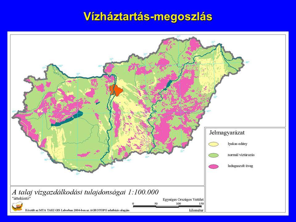 Az átlagos évi N-felvétel becsült változása Magyarországon két éghajlat-változási forgatókönyv mellett, búza és kukorica átlagában 330 mg CO 2 /kg 526 mg CO 2 /kg 687 mg CO 2 /kg Ha csak a hőmérséklet és csapadék várható változásait vesszük figyelembe állandó szén-dioxid koncentráció mellett, (a terméshez hasonlóan)Ha csak a hőmérséklet és csapadék várható változásait vesszük figyelembe állandó szén-dioxid koncentráció mellett, (a terméshez hasonlóan) a N-felvételben csökkenésre lehet számítani.