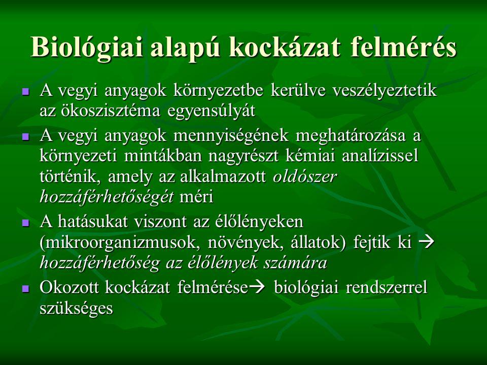 Biológiai és kémiai hozzáférhetőség