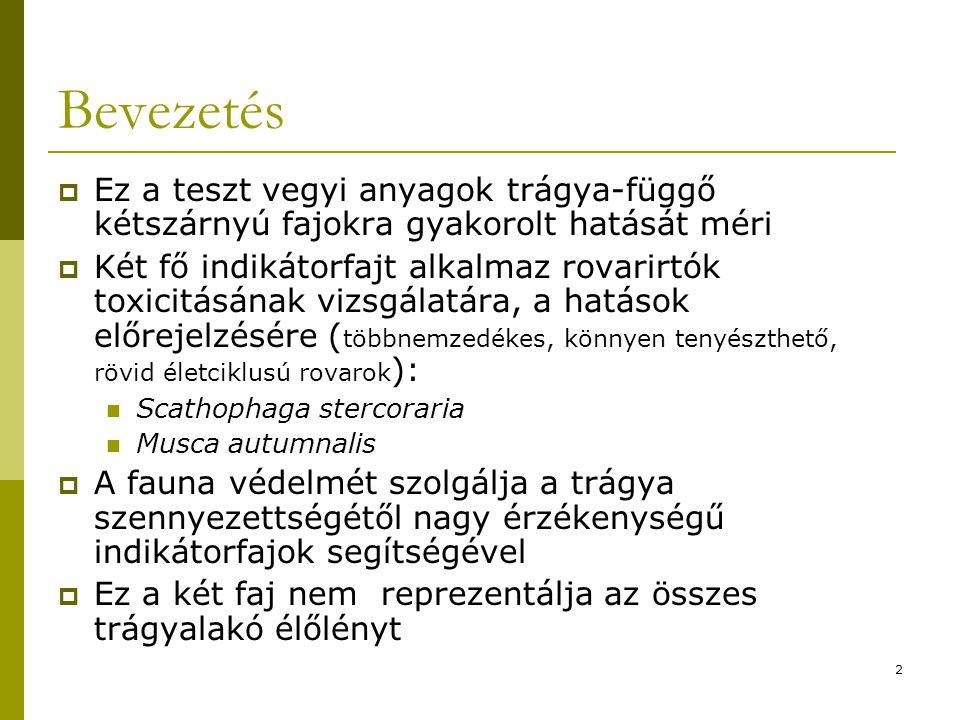 13 A tesztkörülmények  S.