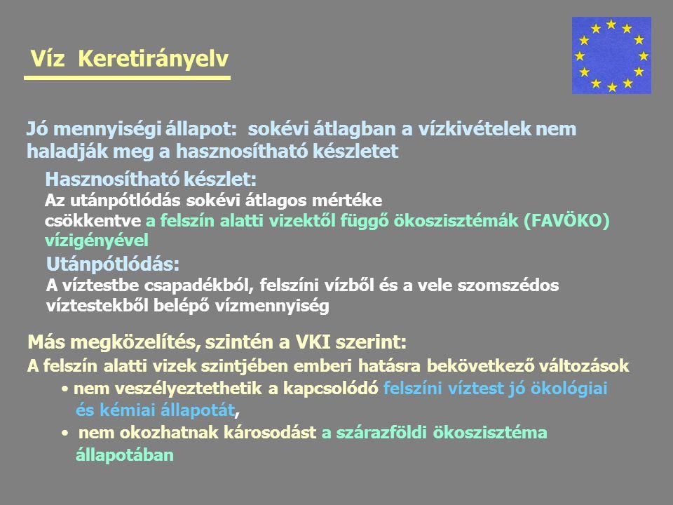 Felszín alatti vizektől függő ökoszisztémák (FAVÖKO)