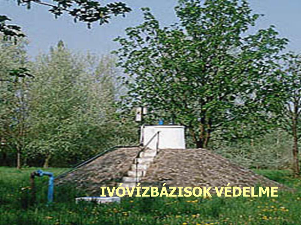 Pontszerű szennyezőforrások FAVI adatbázis: engedélyezett tevékenységek (potenciális) kb.