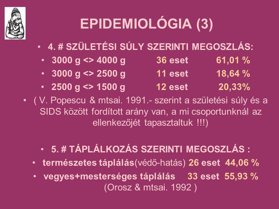 EPIDEMIOLÓGIA (3) 4.