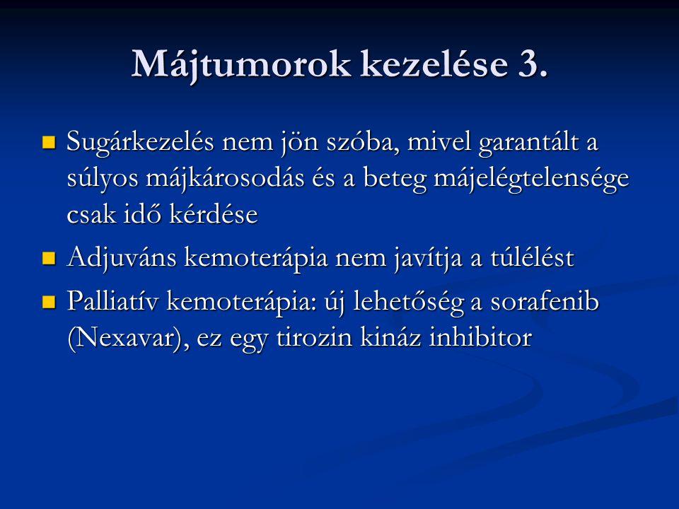 Májtumorok kezelése 3.