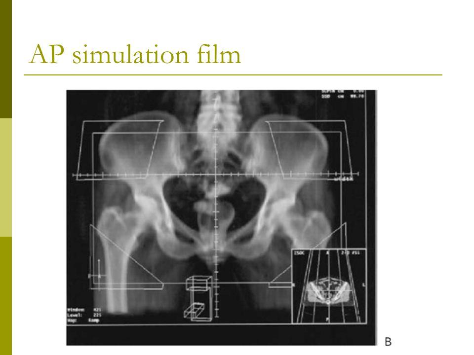 AP simulation film