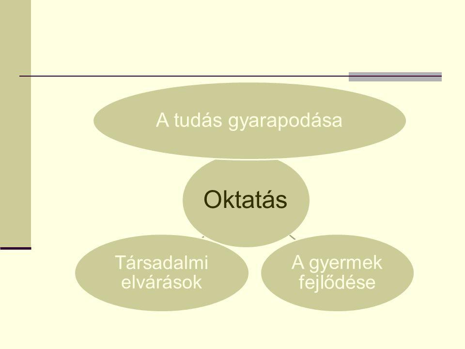 A didaktika kapcsolata más tudományágakkal Szociológia Pszichológia: fejlődéslélektan, szociálpszichológia Információelmélet Filozófia Neveléstörténet Nevelés- elmélet Oktatás- elmélet Összehasonlító pedagógia