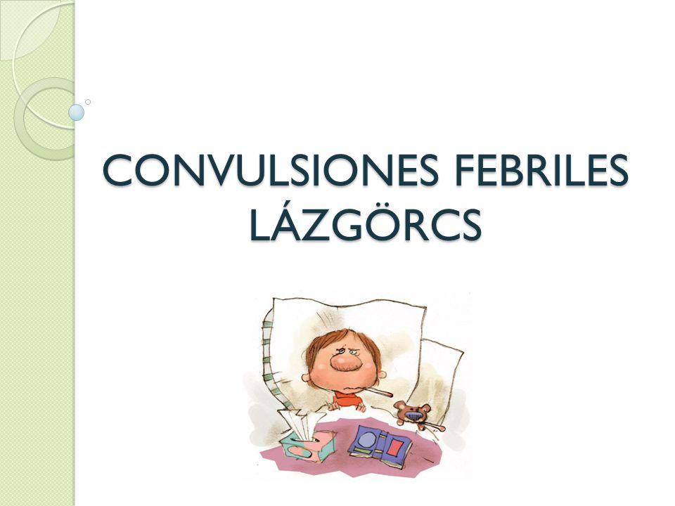 Hat hónapos és 6 éves kor között előfordulhat lázgörcs, a gyerekek mintegy 4 %-nál.