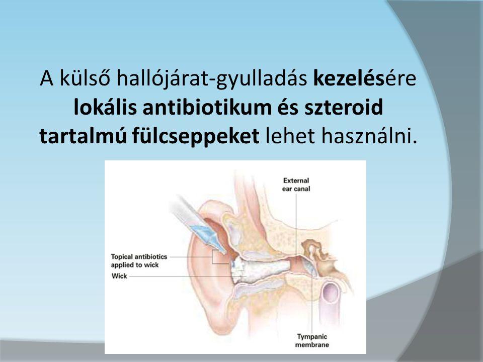 A külső hallójárat elzáródását okozhatja fülzsír - cerumen, amely a hallójáratot bélelő hámsejtek által termelt váladék, valamint idegentestek is.