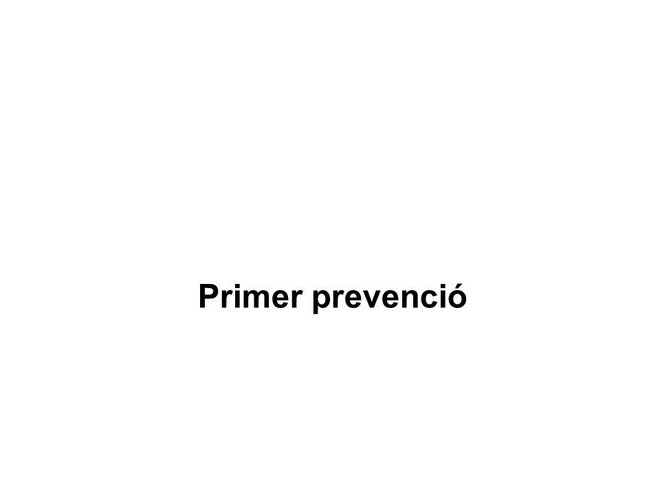 Primer prevenció