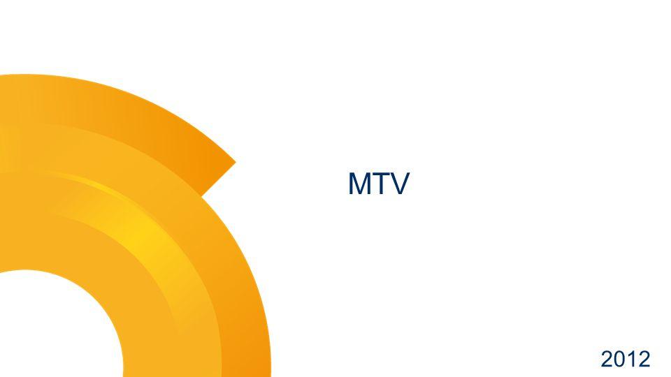 2012 MTV