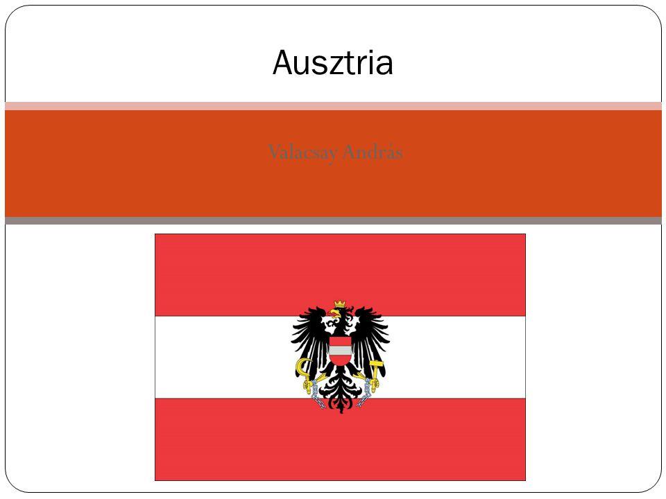 Valacsay András Ausztria
