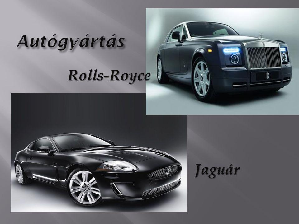 Jaguár Rolls-Royce