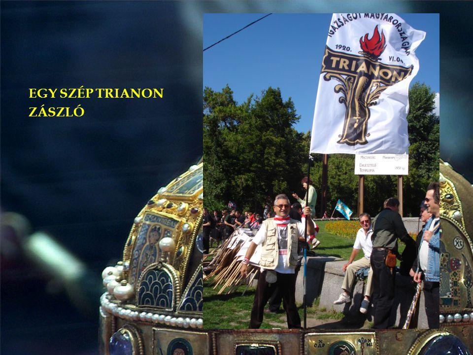 HVIM TRIANON MEGEMLÉKEZÉS 2009.Június 13. BP. HŐSÖK TERE