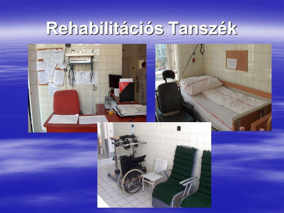 Rehabilitációs Tanszék