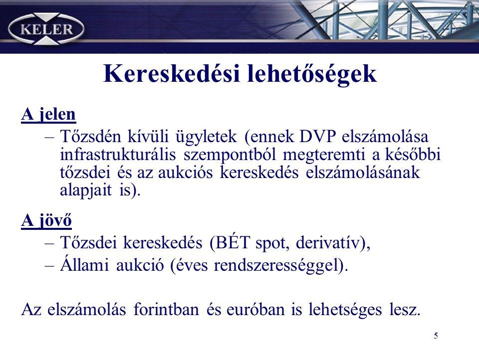 4 A közhiteles és nyilvános kibocsátásforgalmi-jegyzék elektronikus jelként tartja nyilván a CO 2 kibocsátási egységeket. A jegyzékben történik az ügy