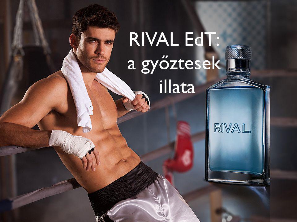 RIVAL EdT: a győztesek illata