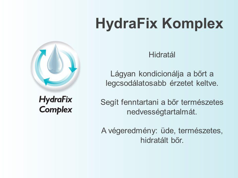 Hidratál Lágyan kondicionálja a bőrt a legcsodálatosabb érzetet keltve. Segít fenntartani a bőr természetes nedvességtartalmát. A végeredmény: üde, te