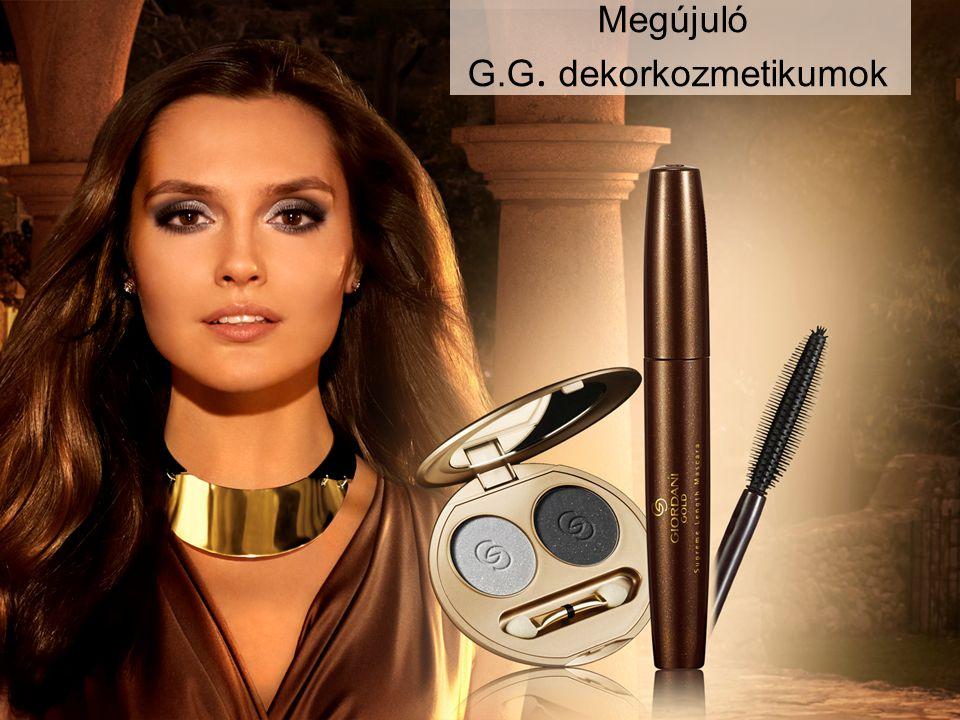 Megújuló G.G. dekorkozmetikumok