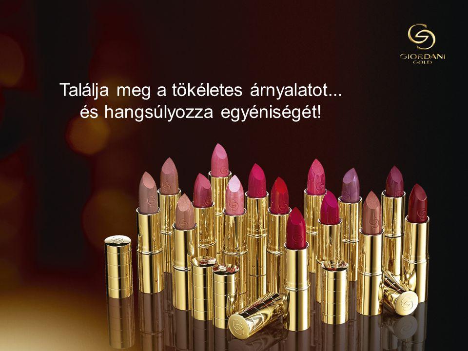 1113/09/2014Copyright ©2013 by Oriflame Cosmetics SA Találja meg a tökéletes árnyalatot...