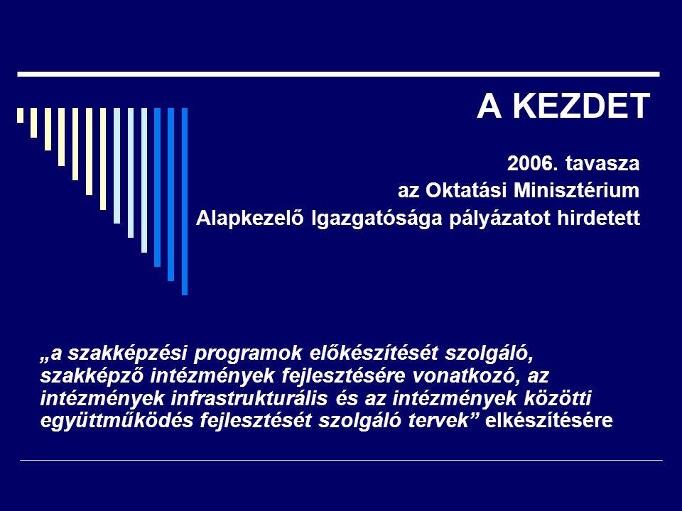 A KEZDET 2006.