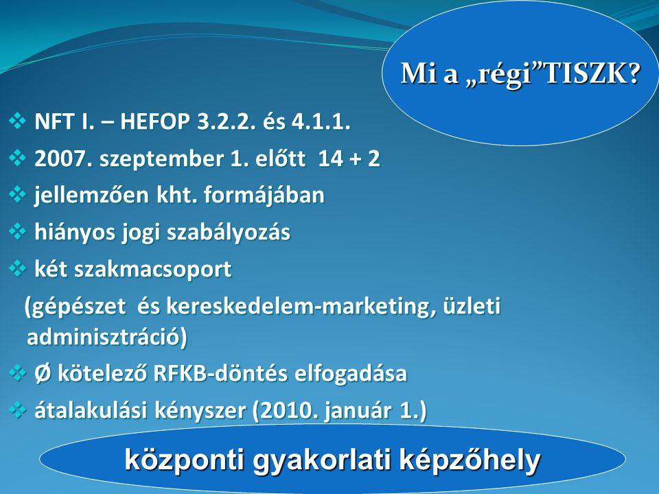 NFT I. – HEFOP 3.2.2. és 4.1.1.  NFT I. – HEFOP 3.2.2.