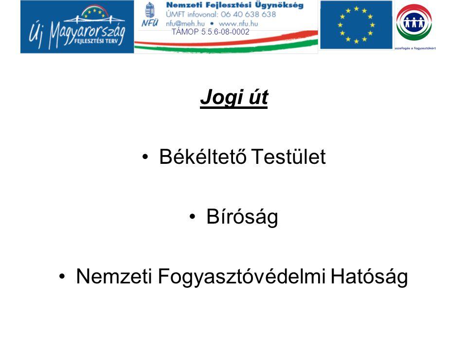 TÁMOP 5.5.6-08-0002 Légi utas jogok Jogi szabályozás: AZ EURÓPAI PARLAMENT ÉS A TANÁCS 2004.