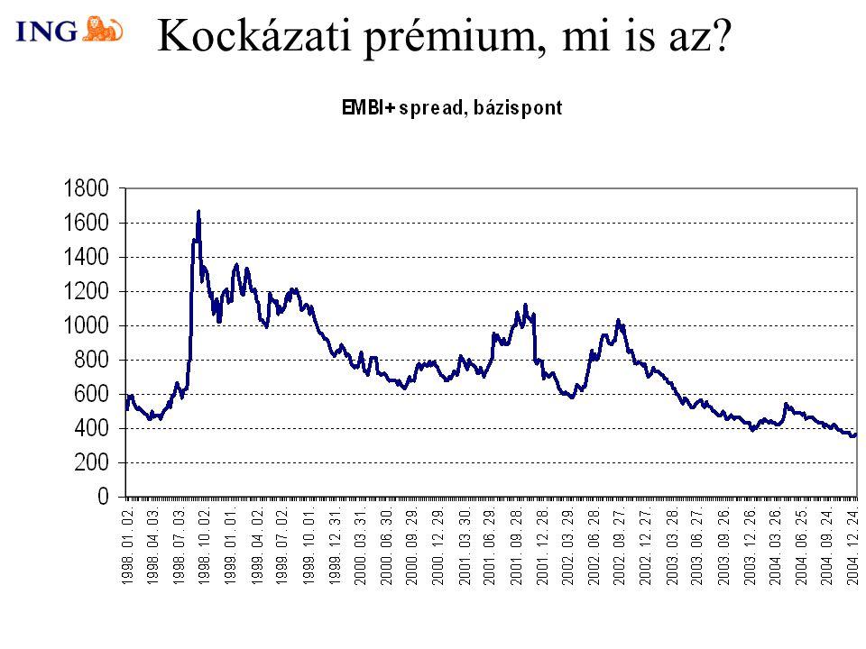 Kockázati prémium, mi is az