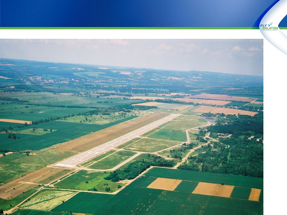 Új terminál - külső nézet
