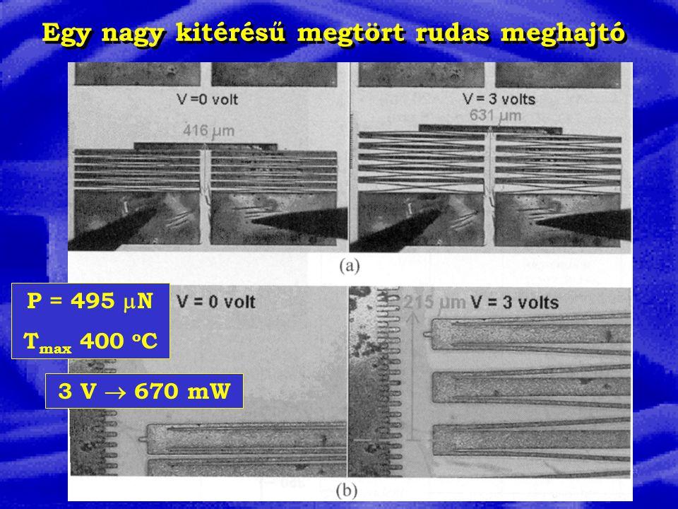 P = 495  N T max 400 o C 3 V  670 mW