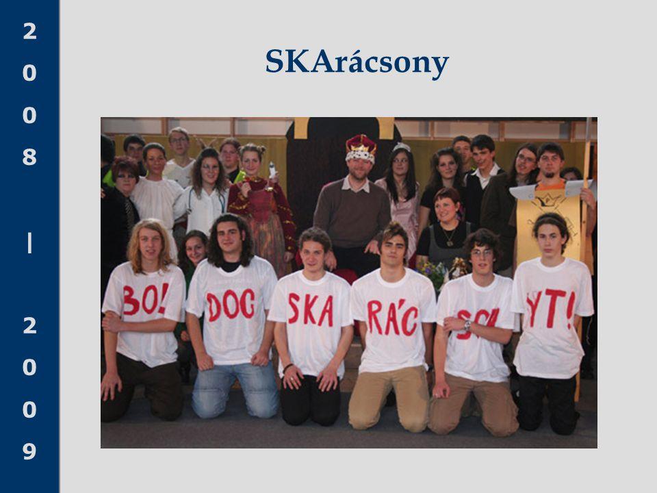 2008 20092008 2009 SKArácsony