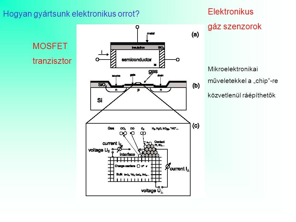 Hogyan gyártsunk elektronikus orrot.