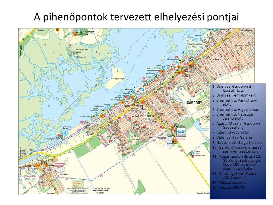 A térképen elhelyezhető megjelenési formák Piktogram Szimbólum 2 D kép