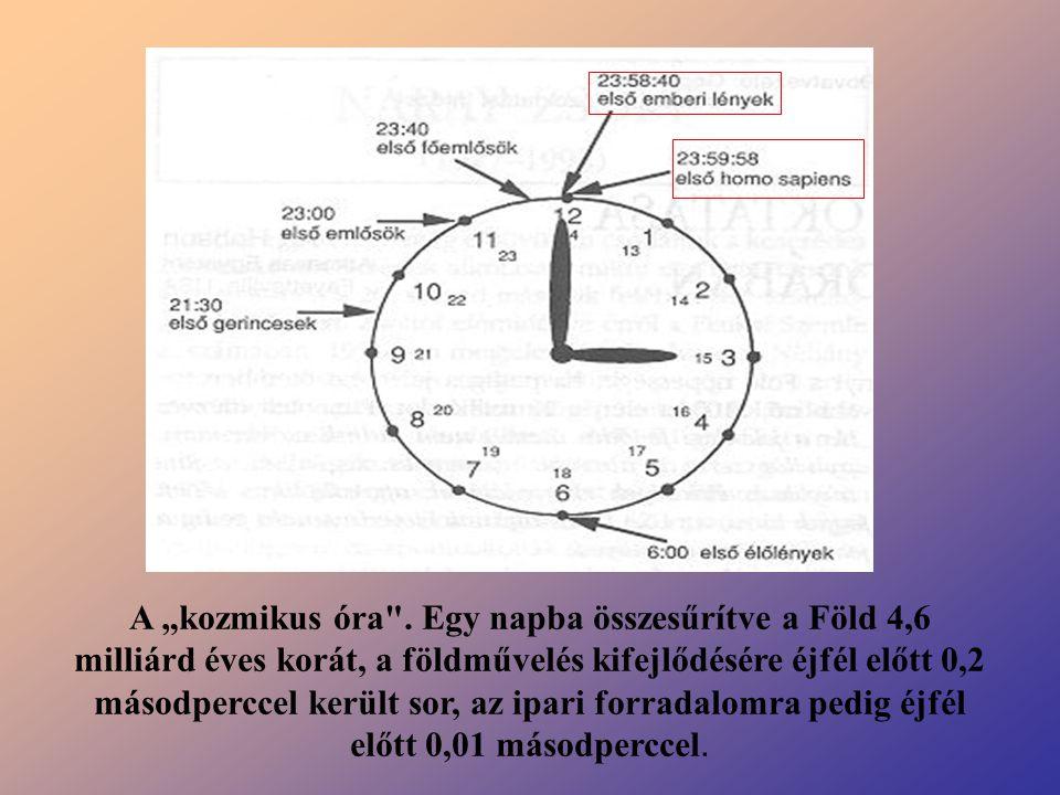 """A """"kozmikus óra"""