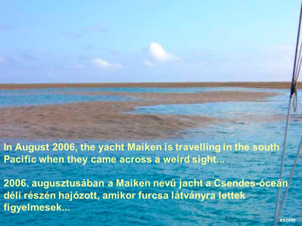 maiken south pacific