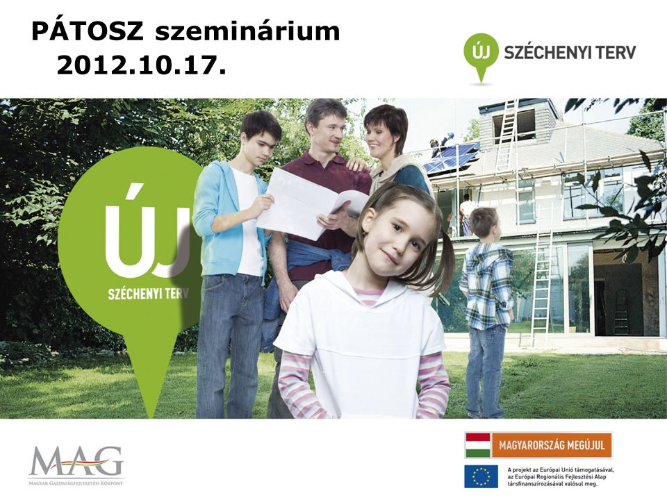 PÁTOSZ szeminárium 2012.10.17.