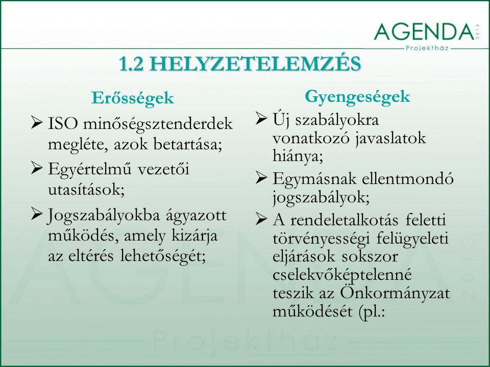 GondolkodásCselekvés VEZETŐK Utasítást meghozók, szabályalkotók Az utasításokat, szabályokat végrehajtó munkatársak 1.3 KÖVETKEZTETÉS