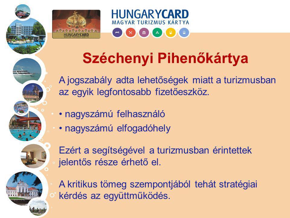 Az OTP SZÉP kártya, mint fizetőeszköz és a Hungary Card, mint országos marketing eszköz a belföldi turizmus élénkítése céljából stratégiai együttműködési megállapodást köt.