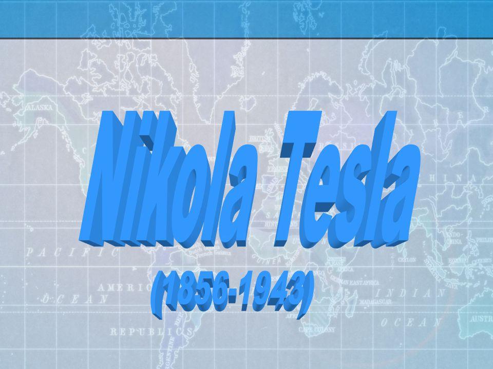 Végjáték Nikola Tesla 1943 január 7-én hunyt el New York City-ben.