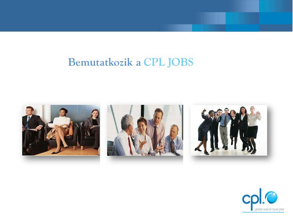 Bemutatkozik a CPL JOBS
