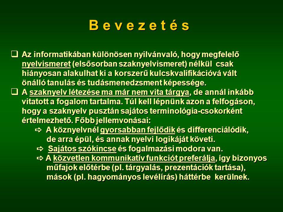 Dr. Balázs Béla Dr. Balázs Béla