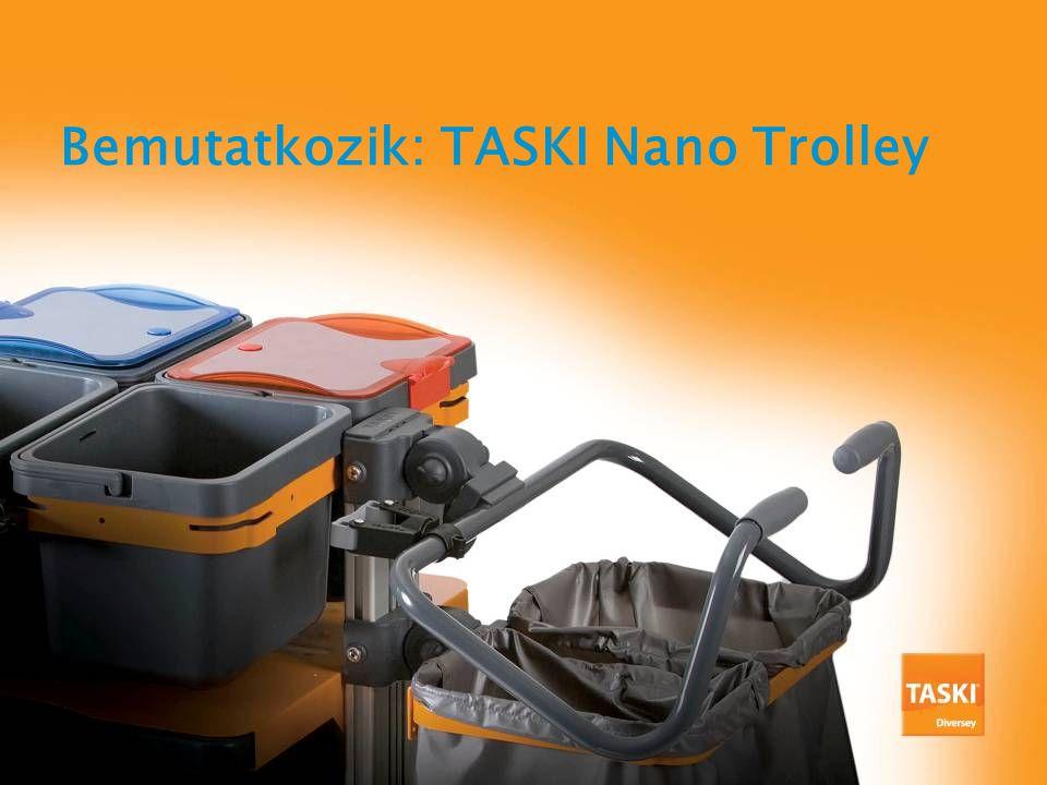 TASKI Nano Trolley SKU Kódok