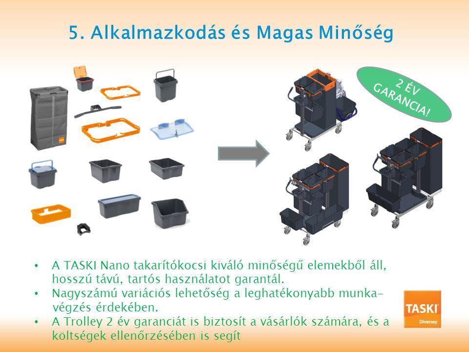 """Területre vetített alkalmazás RendszerKép 250 m²-ig500m²-ig1000m²-ig1500 m²-ig2000m²-ig 2500²-ig3000m²-ig TASKI Duo Bucket Cart (Q3 ?) TASKI MicroEasy Trolley TASKI Nano Trolley """"mini TASKI Mini Trolley TASKI Nano Trolley maxi TASKI Midi Trolley TASKI Midi Trolley maxi"""