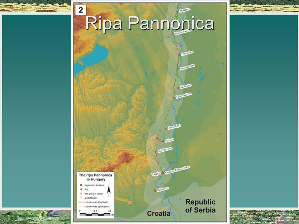 www.danube-limes.eu Ripa Pannonica