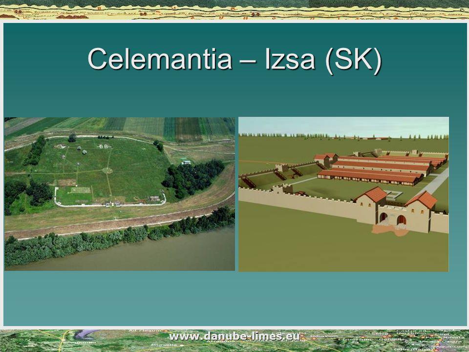 www.danube-limes.eu Celemantia – Izsa (SK)