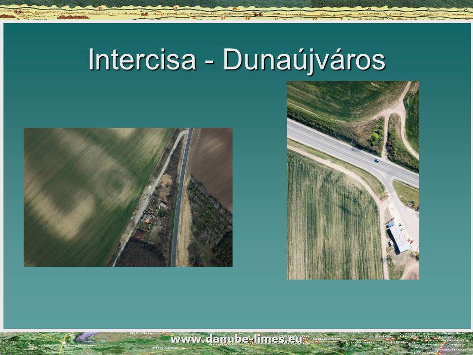 www.danube-limes.eu Intercisa - Dunaújváros