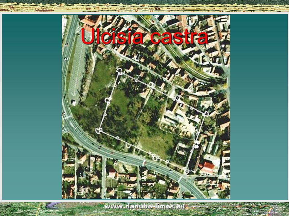 www.danube-limes.eu Ulcisia castra