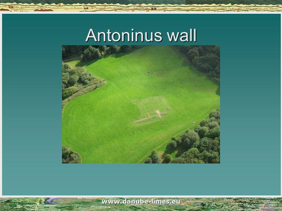 www.danube-limes.eu Antoninus wall