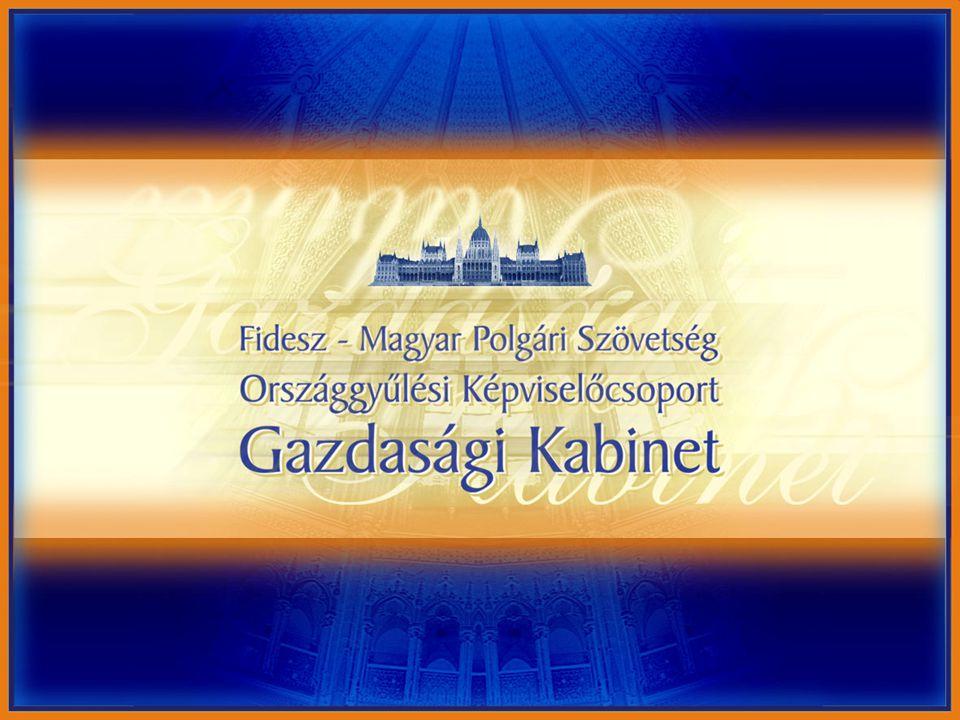 A szocialista-szabaddemokrata kormány által benyújtott költségvetés felelőtlen és cinikus, propagandája pedig képmutató Varga Mihály, 2003.11.17.