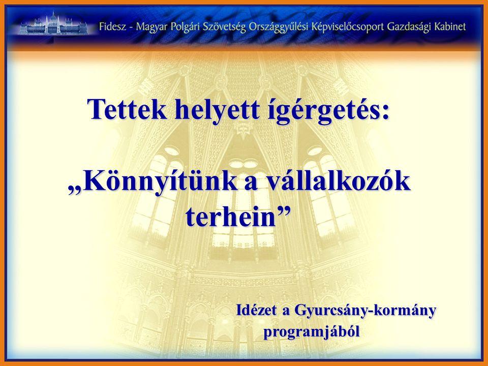 """Smart Hungary helyett ""Small Hungary"