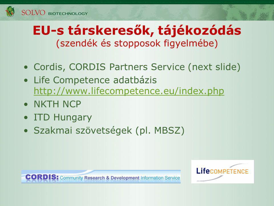 http://cordis.europa.eu/partners-service/home_en.html